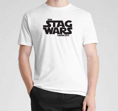 Stag Wars T-shirt